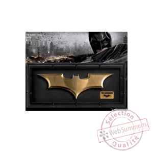 Batman the dark knight rises replique 1/1 batarang Noble Collection -NOB4129