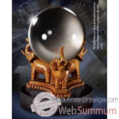 Boule de cristal de divination Noble Collection -NN7364