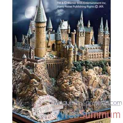 Chateau poudlard Harry Potter Collection -NN7074