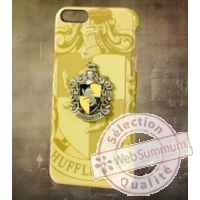 noble collection coque poufsouffle iphone plus harry potter nn9726