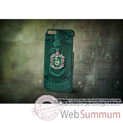 Coque serpentard - iphone 6 plus - harry potter Noble Collection -NN9722