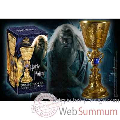Coupe de dumbledore Noble Collection -NN7538