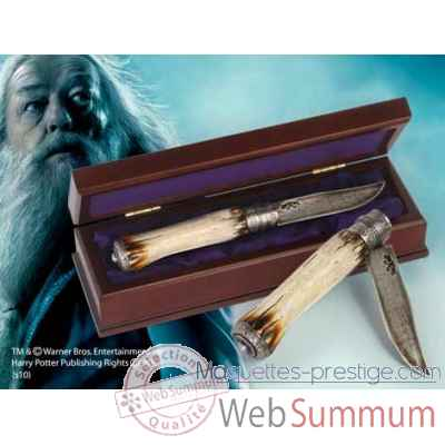 Couteau de dumbledore Noble Collection -NN7451