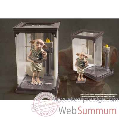 Creatures magiques - dobby - figurines harry potter Noble Collection -NN7346