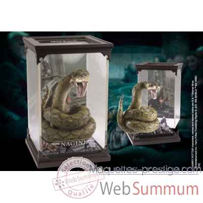 Creatures magiques - nagini - figurines harry potter Noble Collection -NN7544