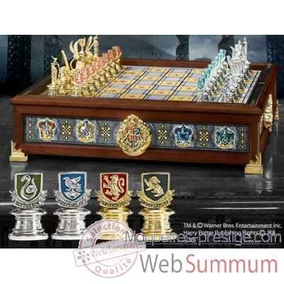 Echiquier - quidditch Noble Collection -NN7109