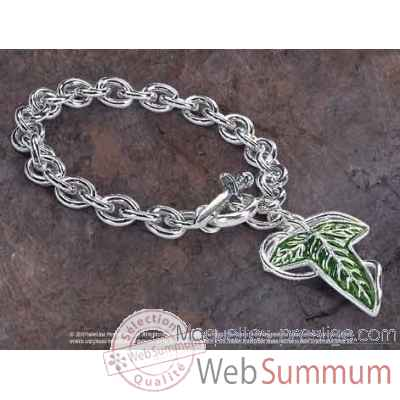 Feuille de la lorien - bracelet Noble Collection -NN7394