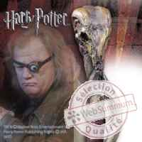 Harry potter replique 1/1 baton de mad eye moody Noble Collection -nob07732