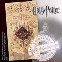 Harry potter replique 1/1 carte du maraudeur Noble Collection -nob07888