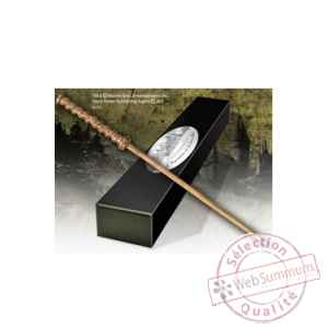Harry potter replique baguette de arthur weasley (edition personnage) Noble Collection -NOB8212