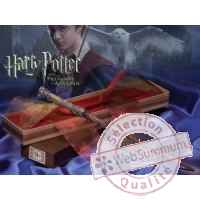 Harry potter replique baguette de harry potter Noble Collection -nob7005