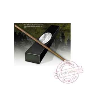 Harry potter replique baguette de james potter (edition personnage) Noble Collection -NOB8206