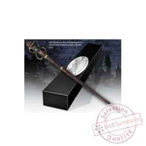 Harry potter replique baguette de mangemort version 3 (edition personnage) Noble Collection -NOB8223