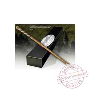 Harry potter replique baguette de seamus finnigan (edition personnage) Noble Collection -NOB8276