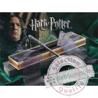 Harry potter replique baguette de severus rogue Noble Collection -nob7150