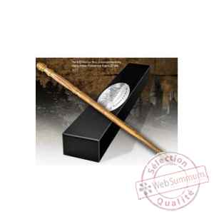 Harry potter replique baguette de vincent crabbe (edition personnage) Noble Collection -NOB8228