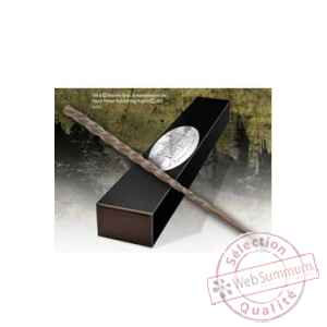 Harry potter replique baguette de xenophilius lovegood (edition personnage) Noble Collection -NOB8234