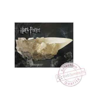 Harry potter réplique la coupe de cristal Noble Collection -nob1009