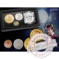 Harry potter replique pieces des gobelins de gringotts Noble Collection -nob7234