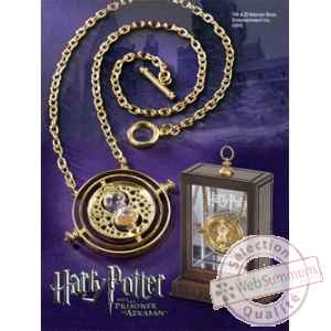 Harry potter réplique retourneur de temps Noble Collection -nob7017
