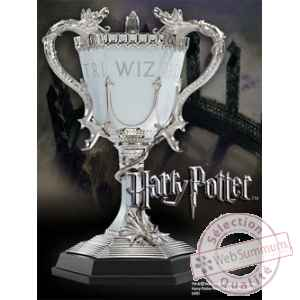 Harry potter replique triwizard cup (coupe des 3 sorciers) 20 cm Noble Collection -nob7156