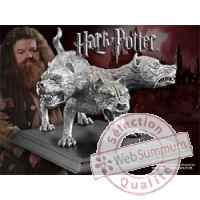 Harry potter statuette etain touffu 30 cm Noble Collection -nob7954