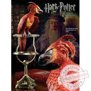 Harry potter statuette fumseck le phenix 35 cm Noble Collection -nob7200