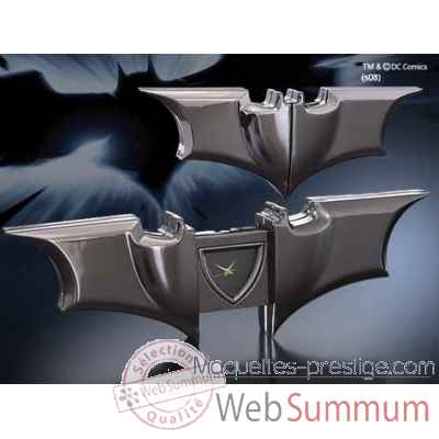 Horloge pliante - symbole batman™ Noble Collection -NN4595