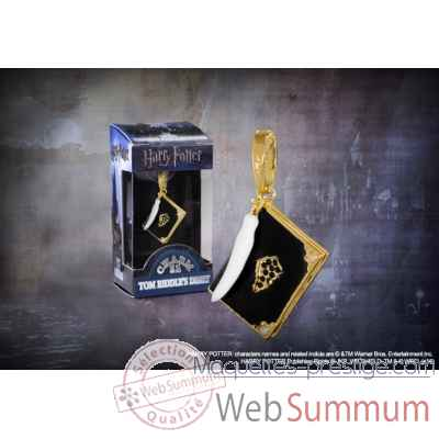Journal de tom jedusor - charm lumos - harry potter Noble Collection -NN1024