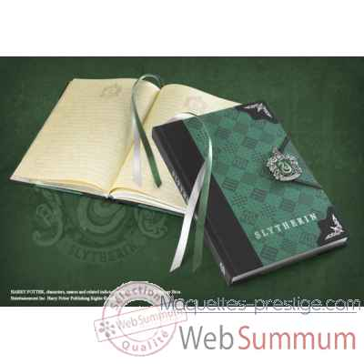 Journal - serpentard - harry potter Noble Collection -NN7339