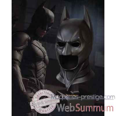 Masque dark knight edition speciale Noble Collection -NN4527