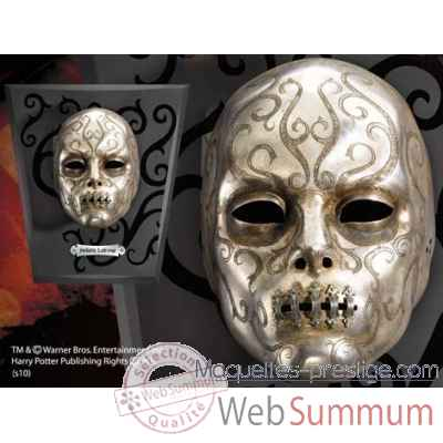 Masque de bellatrix lestrange Noble Collection -NN7325