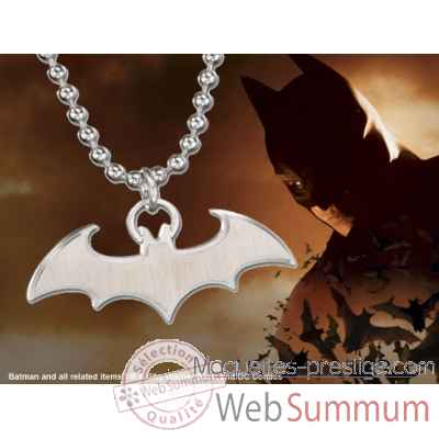 Pendentif embleme batman Noble Collection -NNXT8326