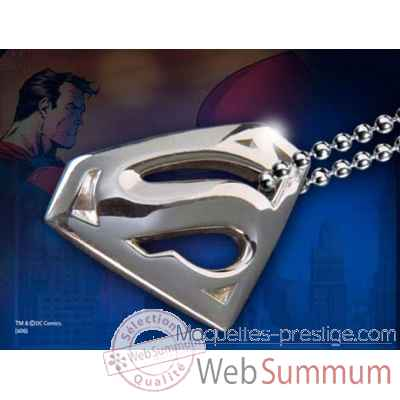 Pendentif - superman returns™ Noble Collection -NN4016