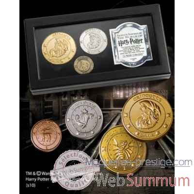 Pieces des gobelins de gringotts Noble Collection -NN7234