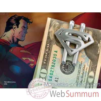 Pince a billet metal - superman returns™ Noble Collection -NN4379