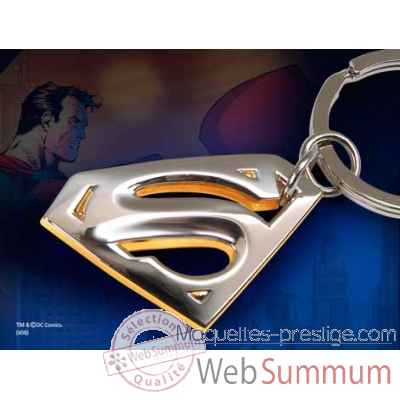 Porte-cles - superman returns™ Noble Collection -NN4050