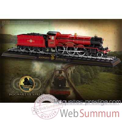 Poudlard express - metal moule - harry potter Noble Collection -NN7982