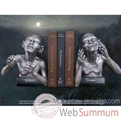 Serre-livres smeagol/gollum Noble Collection -NN2394