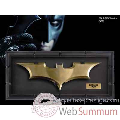The batarang Noble Collection -NN4035
